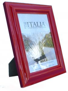"5x7"" BR Red Frame"