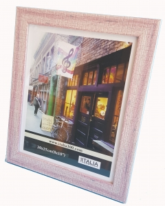 "5x7"" PS Frame Pink"