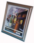 "4x6"" PS  Frame copper color"