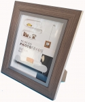 "8x10""40mm Frame 2 tone Dark Brown"