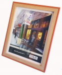 "8x10"" MDF 2 ton Orange Frame"