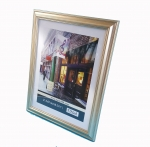 "8.5x11"" PS  Frame Gold color"